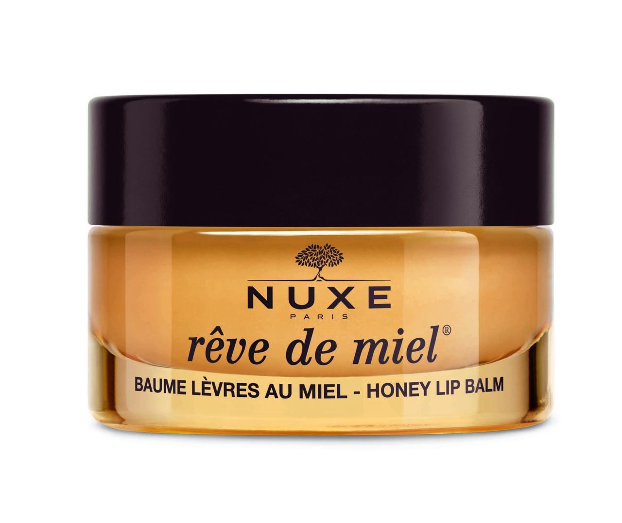 Nuxe Reve De Miel - Ультрапитательный восстанавливающий бальзам для губ с медом №2 15 гр