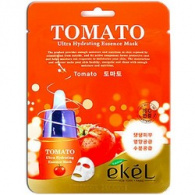 Ekel Tomato Ultra Hydrating Mask - Маска тканевая с экстрактом томата, 25 г