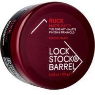 Lock Stock and Barrel Ruck Matte Putty - Мастика для волос матовая, 100 г