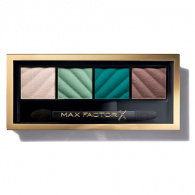 Max Factor Smokey Eye Matte Drama Kit Hypnotic Jade - Тени для век и пудра для бровей, тон 40, 3 гр