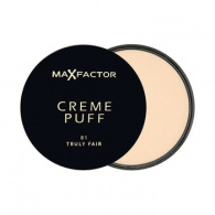 Max Factor Creme Puff Powder Heritage Truly Fair - Крем-пудра тональная 81 тон