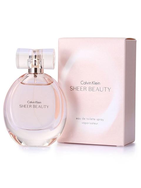 Calvin Klein Sheer Beauty - Туалетная вода 30 мл
