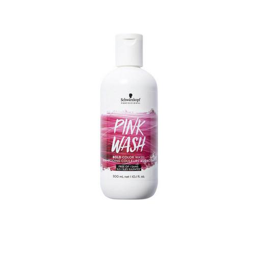 Schwarzkopf Professional ColorWash - Тонер для волос розовый, 300 мл