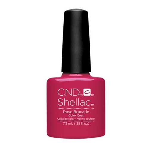 CND Shellac Modern Folklore Rose Brocade - Гелевое покрытие # 92001, 7,3 мл