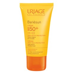 Uriage Bariesun Cream - Крем солнцезащитный SPF50, 50 мл