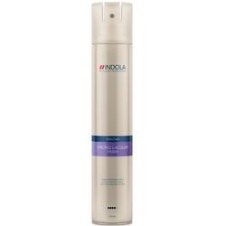 Indola Professional Innova Finish Strong Lacquer - Лак для волос сильной фиксации, 500 мл