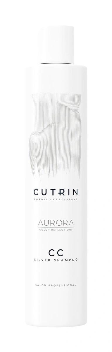 CUTRIN \ AURORA COLOR CARE Шампунь для поддержания цвета «Серебристый иней», 500 мл