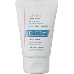 Ducray Ictyane Hand cream - Крем для рук, 50мл недорого