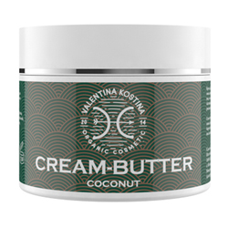 Valentina Kostina Cream-Butter Coconut - Крем-баттер для тела с кокосом, 200 мл