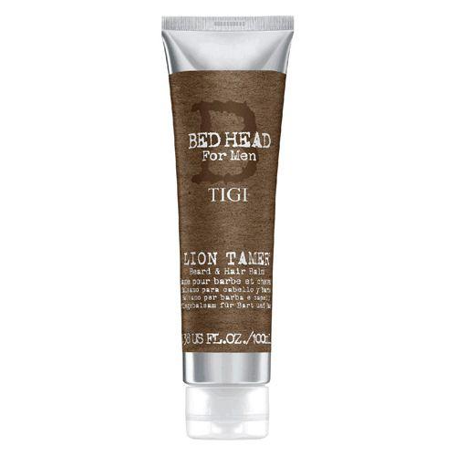 BH Cтайлинговый крем для укладки бороды и волос TIGI for Men Lion Tamer Beard & Hair Balm 100 ml