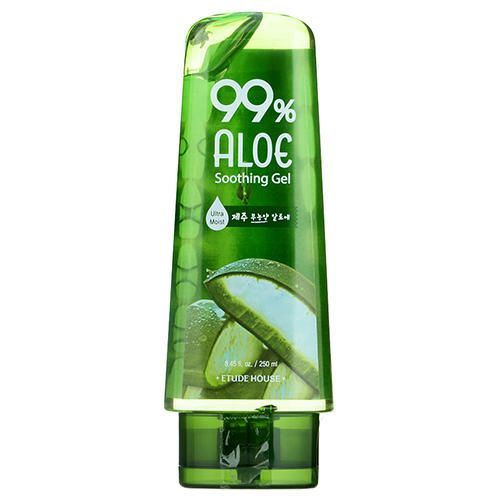 Etude House 99% Aloe Soothing Gel - Гель для тела с алоэ, 250 мл