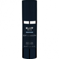 Klapp Men Shape And Smooth-Global Gel - Концентрат для ухода за бородой и кожей лица, 30 мл