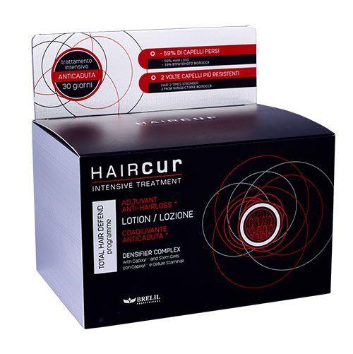 Лосьон против выпадения волос 10х6 мл со стволовыми клетками и капиксилом