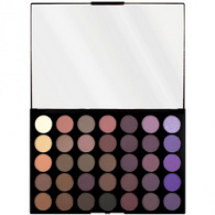 Makeup Revolution Pro HD Palette Amplified 35 Dynamic - Палетка теней
